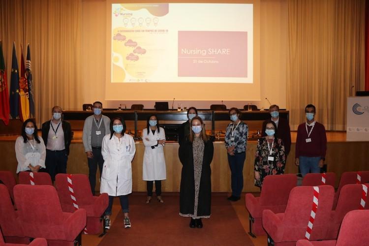 Rádio Regional do Centro: Enfermeiros do CHUC discutem factos e desafios de trabalhar durante a pandemia