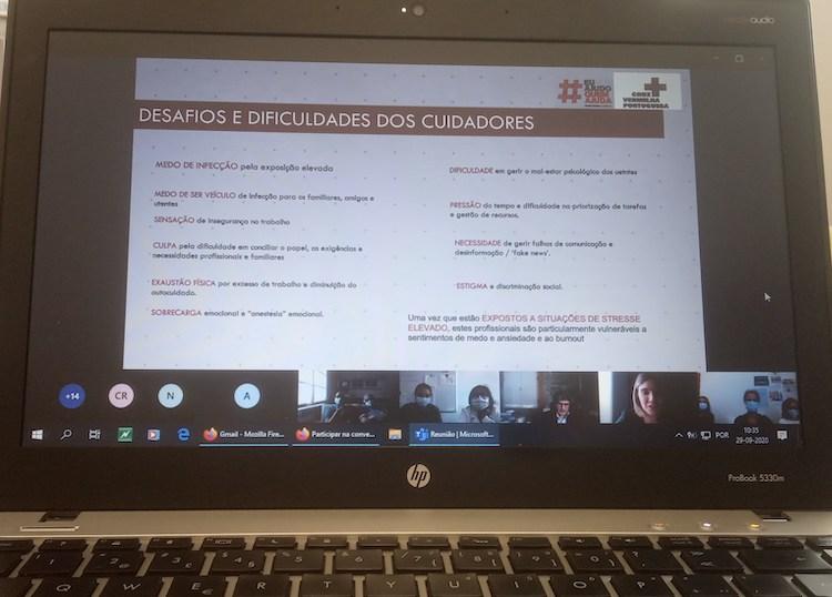 Rádio Regional do Centro: Oliveira do Hospital promove competências junto das IPSS de resposta à covid-19