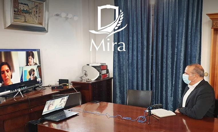 Rádio Regional do Centro: Autarca de Mira reuniu-se com secretária de Estado para debater sistema hídrico