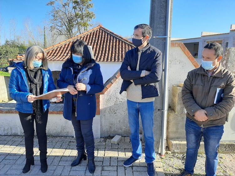 Rádio Regional do Centro: Requalificação da rede viária de Cantanhede prossegue em Murtede e Sepins