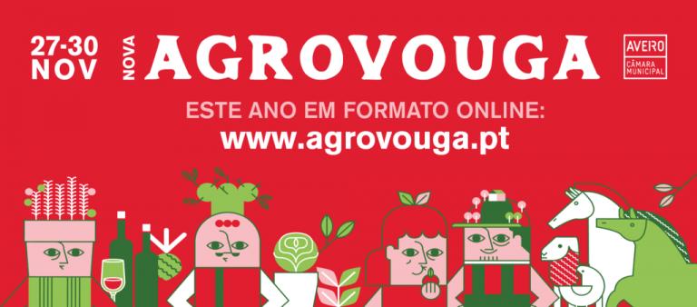Rádio Regional do Centro: Nova Agrouva vai realizar-se de 27 a 30 de Novembro em formato online