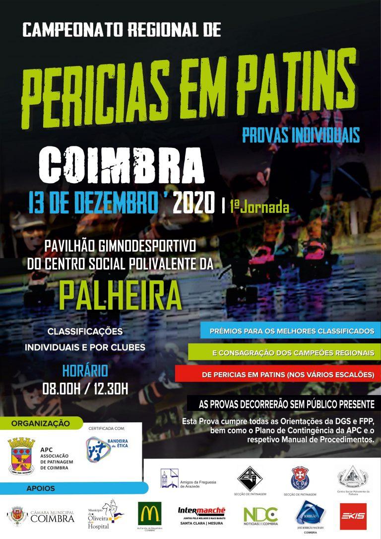 Rádio Regional do Centro: Coimbra recebe 1ª Jornada do Novo Campeonato Regional de Perícias em Patins