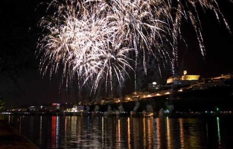 Rádio Regional do Centro: Coimbra vai ter fogo-de-artifício em todas as freguesias no Fim de Ano