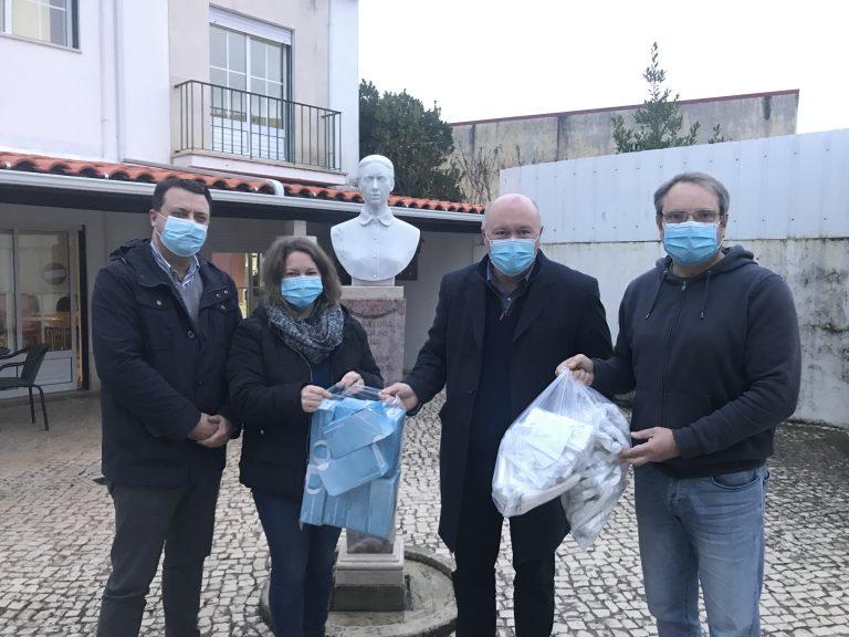 Rádio Regional do Centro: Soure: Município volta a distribuir material de proteção às IPSS's  locais