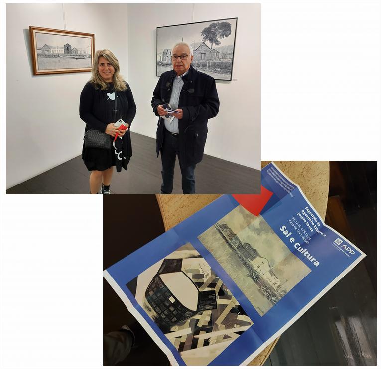 """Rádio Regional do Centro: Programa da Manhã: """"Sal e Cultura"""", exposição patente na Casa da Mutualidade"""