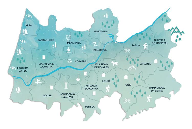 Rádio Regional do Centro: Região de Coimbra aprova Estratégia Integrada de Desenvolvimento Territorial