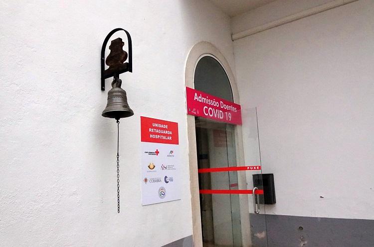 Rádio Regional do Centro: Estrutura de Apoio de Retaguarda do Hospital Militar já foi desactivada