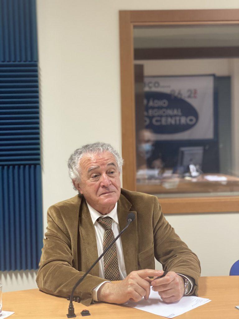 Rádio Regional do Centro: Praça da República – Entrevista a Jaime Ramos (Presidente da Fundação ADFP)