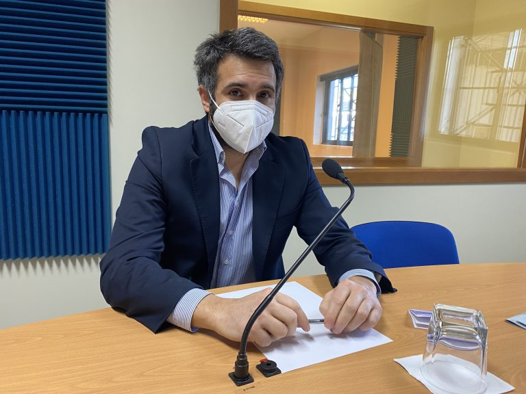 Rádio Regional do Centro: Entrevista a Carlos Lopes (líder da Concelhia do PSD de Coimbra)