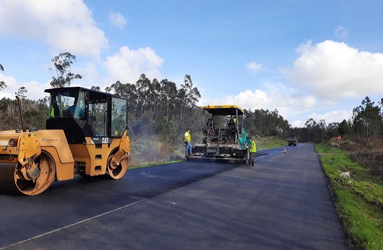 Rádio Regional do Centro: EN334 já tem novo pavimento em Covões e Camarneira