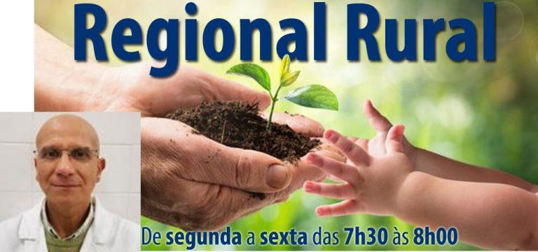 Rádio Regional do Centro: Regional Rural – À conversa com o Eng. David Gomes (ESAC)