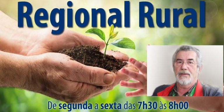 Rádio Regional do Centro: REGIONAL RURAL – A CNA celebra hoje 43 anos. A conversa com Alfredo Campos