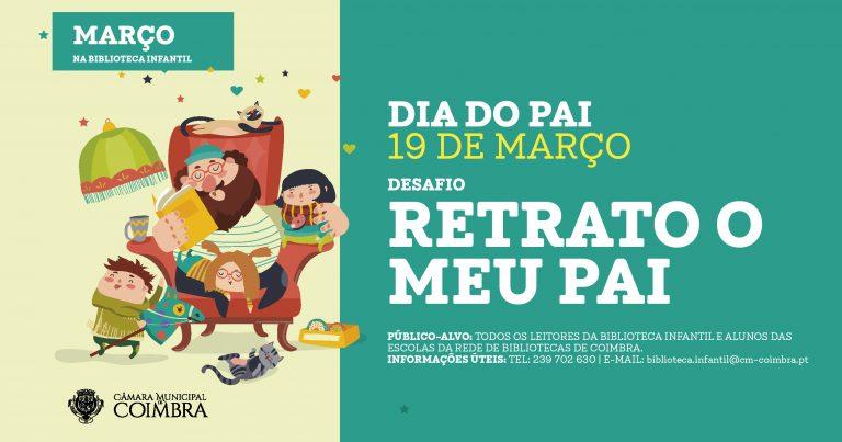 Rádio Regional do Centro: CM Coimbra promove actividades para os dias do Pai, da Primavera e da Poesia