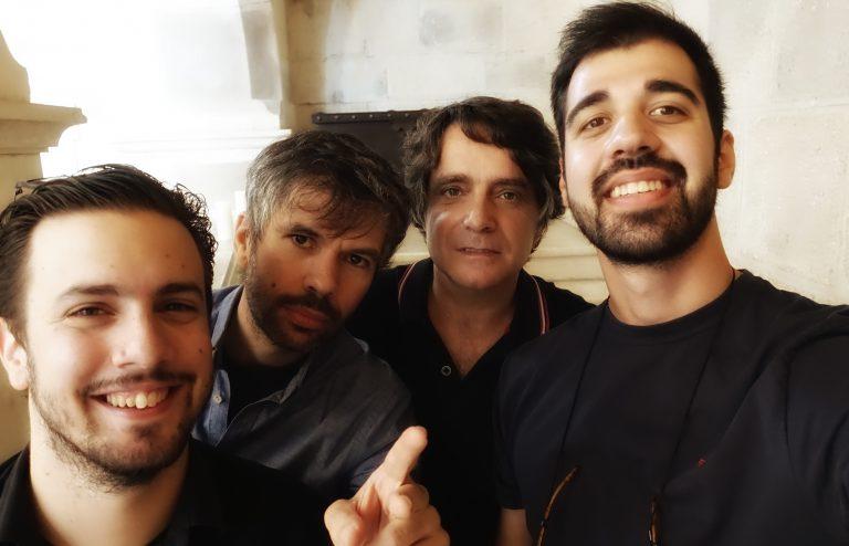 Rádio Regional do Centro: Câmara de Cantanhede: 30 Minutos de Música com a Banda Tempo e Pé de Salsa