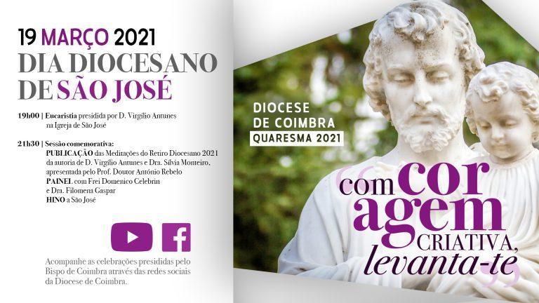 Rádio Regional do Centro: Diocese de Coimbra celebra Dia de São José com sessão online