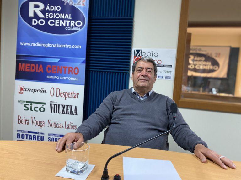 Rádio Regional do Centro: Praça da República – Entrevista ao advogado António Marinho e Pinto