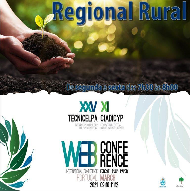 Rádio Regional do Centro: Regional Rural – Balanço da XXV Conferência Internacional TECNICELPA