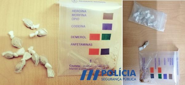 Rádio Regional do Centro: Homem de 53 anos detido por posse de droga na Baixa de Coimbra