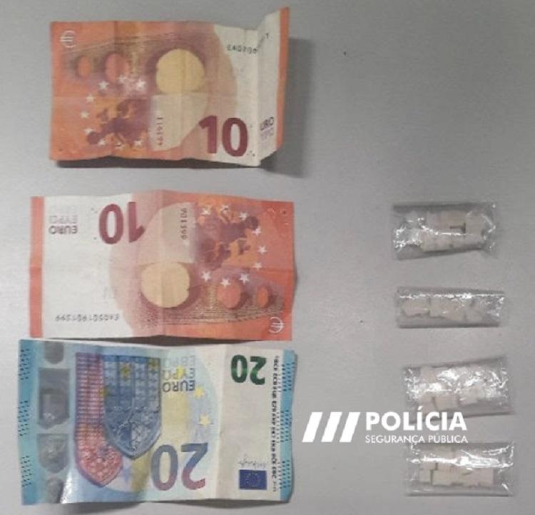Rádio Regional do Centro: Jovem de 18 anos detido por posse de droga na Baixa de Coimbra