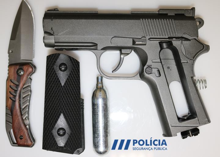 Rádio Regional do Centro: PSP de Coimbra detém jovem por roubo no Bairro Norton de Matos