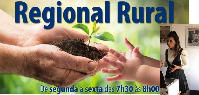 Rádio Regional do Centro: Regional Rural – A mulher e as abelhas, com a Engª Ana Paula Sançana (Lousamel)