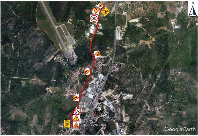 Rádio Regional do Centro: Obras dos Caminhos Fátima/Santiago condicionam trânsito em Cernache e Antanhol