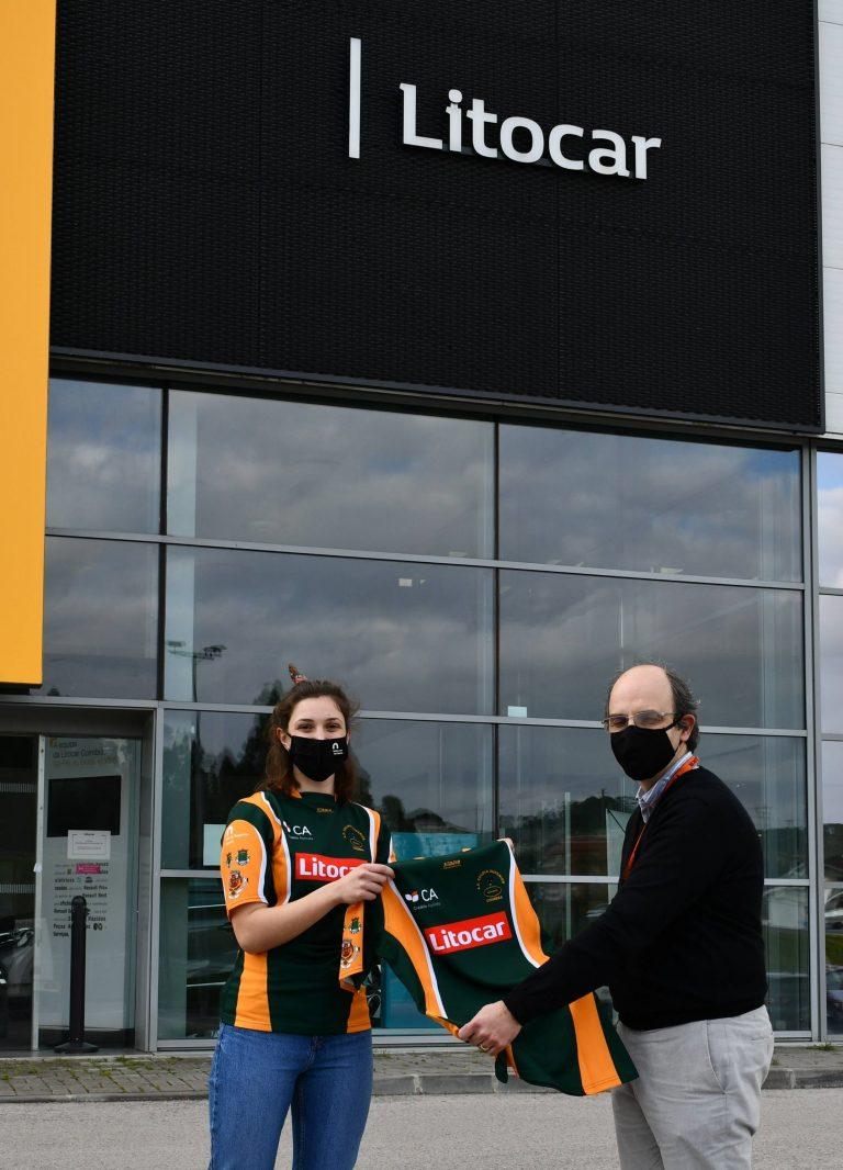 Rádio Regional do Centro: Nova camisola Rugby Agrária Litocar apresentada no Dia da Mulher