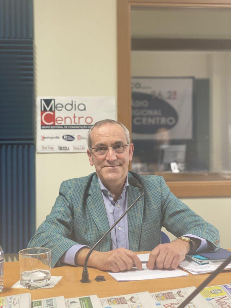 Rádio Regional do Centro: Entrevista a Luís Caetano (Conselho Jurisdicional OCC)