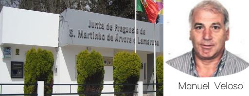 Rádio Regional do Centro: S. Martinho de Árvore e Lamarosa: Ponto da situação segundo confinamento