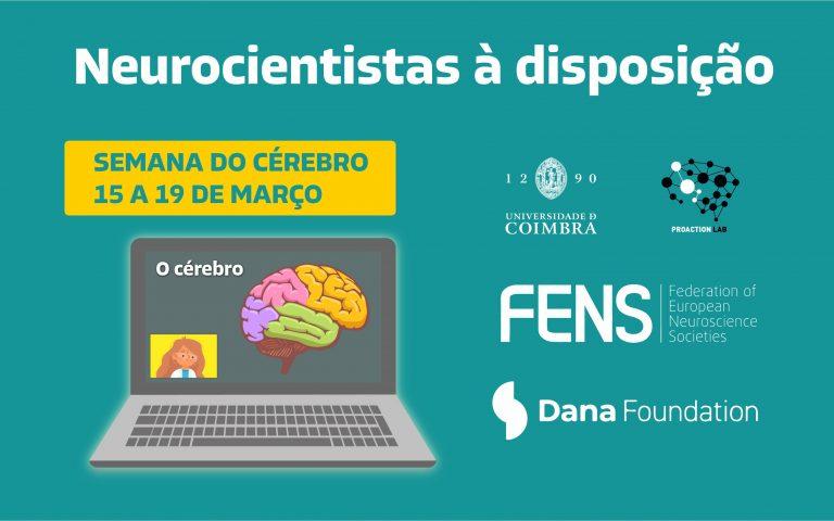 Rádio Regional do Centro: Proaction Lab da UC celebra Semana do Cérebro com iniciativas para crianças
