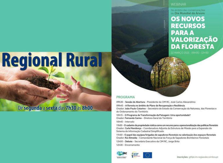 Rádio Regional do Centro: Regional Rural – 16 de Março 2021