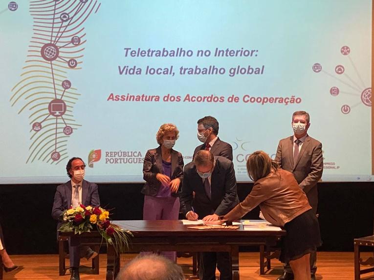 Rádio Regional do Centro: Miranda do Corvo integra Rede Nacional de Espaços de Teletrabalho e Coworking