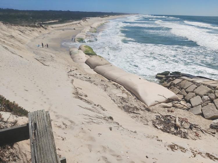 Rádio Regional do Centro: Figueira da Foz: Estudo sobre transposição de areias deve ser divulgado em Setembro