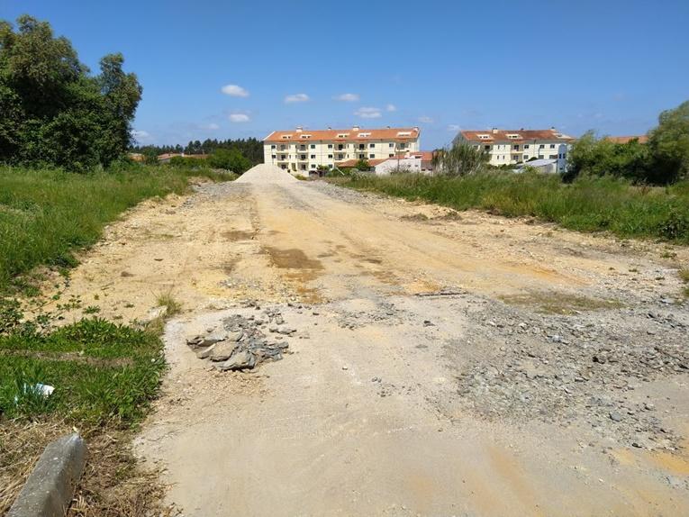 Rádio Regional do Centro: Município de Anadia procede à abertura de arruamento em Sangalhos