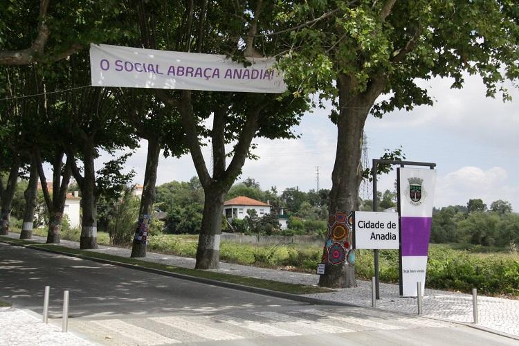 """Rádio Regional do Centro: Anadia convida comunidade a participar na actividade """"O Social abraça"""""""