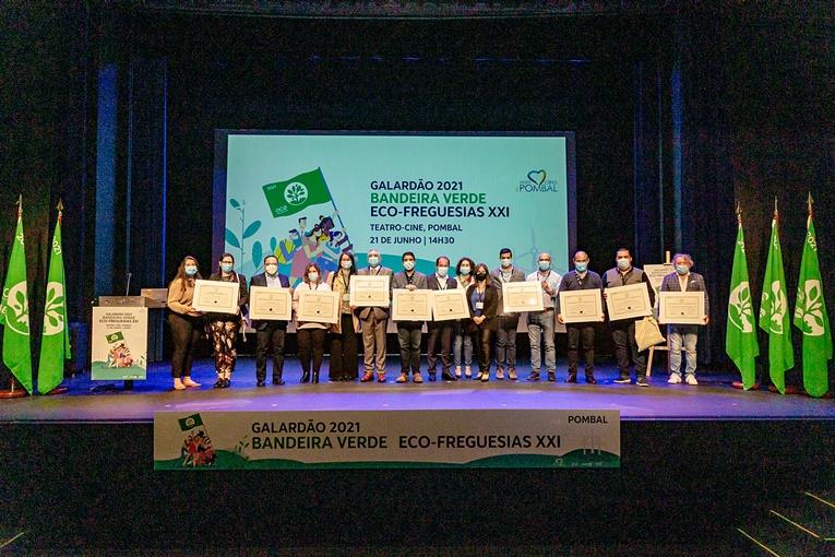 Rádio Regional do Centro: Pombal: Município tem 12 Eco-Freguesias XXI e três com distinção de ouro