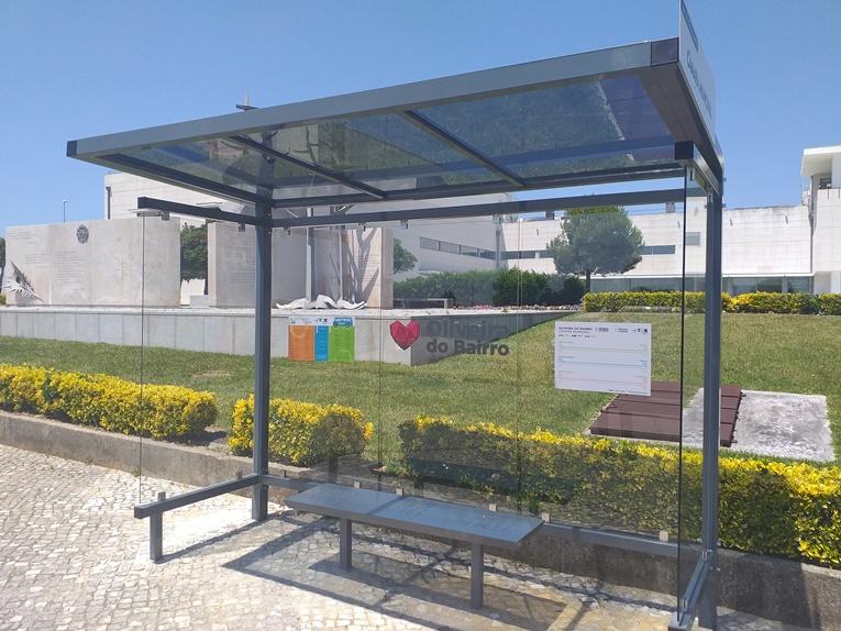 Rádio Regional do Centro: Oliveira do Bairro conta com 47 novos abrigos em paragens de autocarro