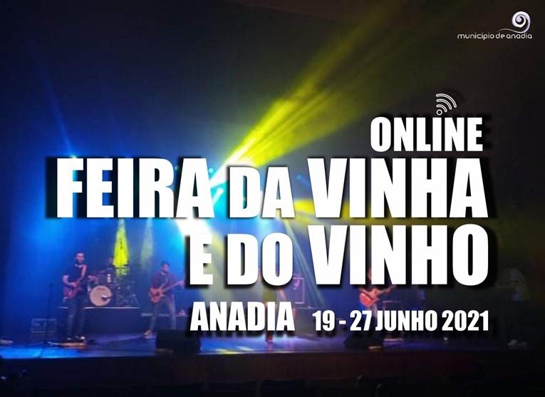 Rádio Regional do Centro: Feira da Vinha e do Vinho de Anadia decorre novamente em formato digital