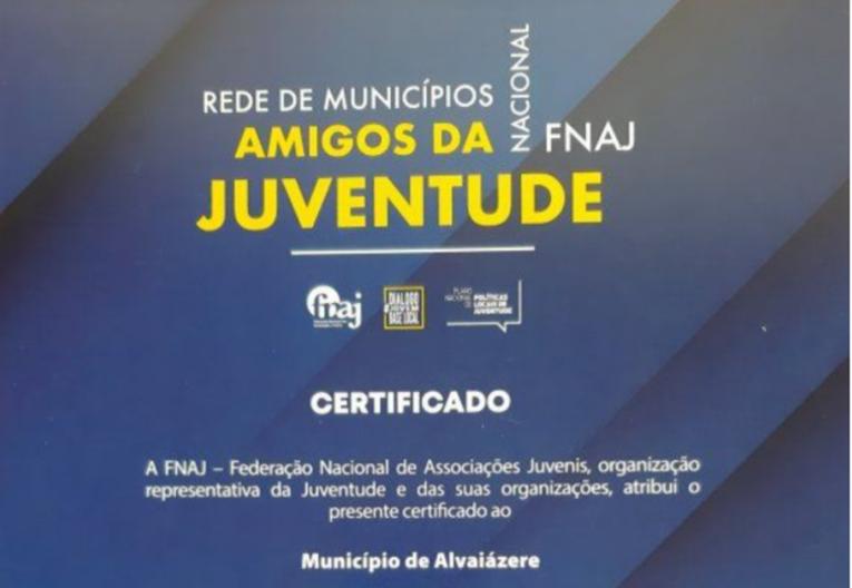 Rádio Regional do Centro: Alvaiázere faz parte de Rede Nacional de Municípios Amigos da Juventude