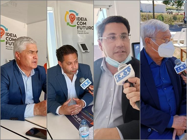 Rádio Regional do Centro: Associação de Municípios da Região do Planalto Beirão celebra Dia do Ambiente