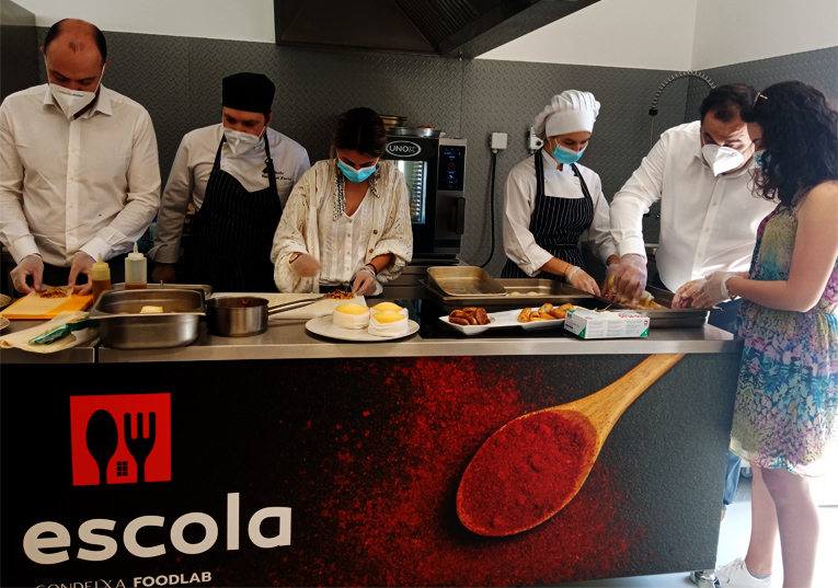 Rádio Regional do Centro: Condeixa Foodlab com acções de formação em gastronomia regional