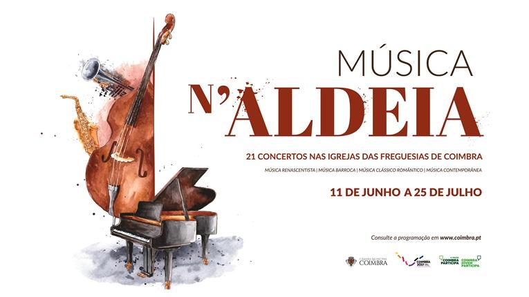 Rádio Regional do Centro: Coimbra promove ciclo de concertos em igrejas nos próximos dois meses