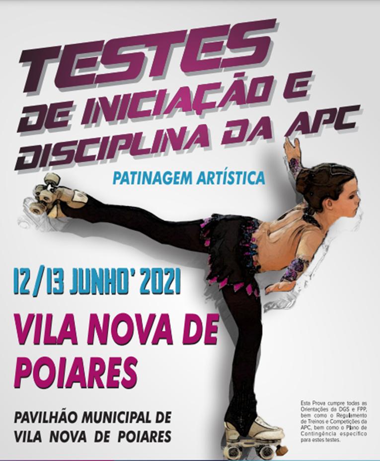 Rádio Regional do Centro: Vila Nova de Poiares recebe prova de patinagem artística