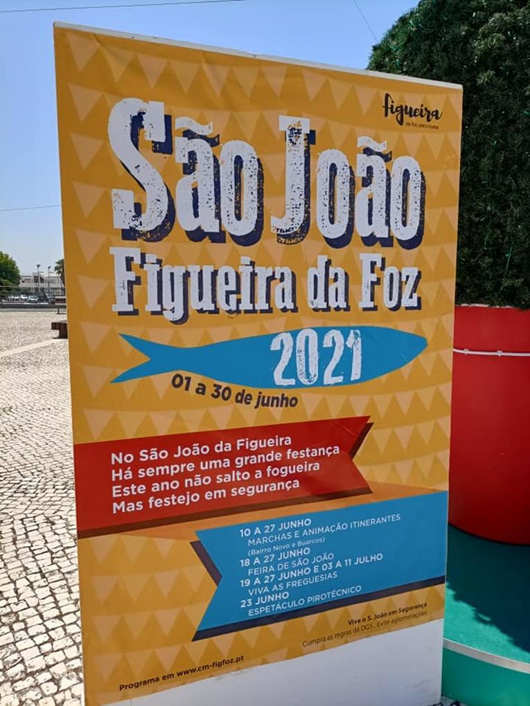 Rádio Regional do Centro: Eventos descentralizados e itinerância no São João da Figueira da Foz
