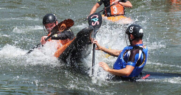 Rádio Regional do Centro: Campeonato Nacional de Kayak Polo abre com chave de ouro em Coimbra
