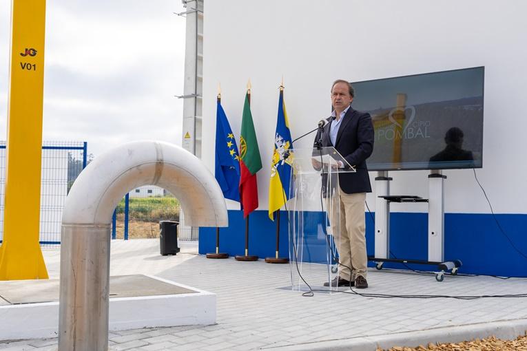 Rádio Regional do Centro: Pombal: Município aumenta taxa de cobertura de rede de saneamento para os 90%