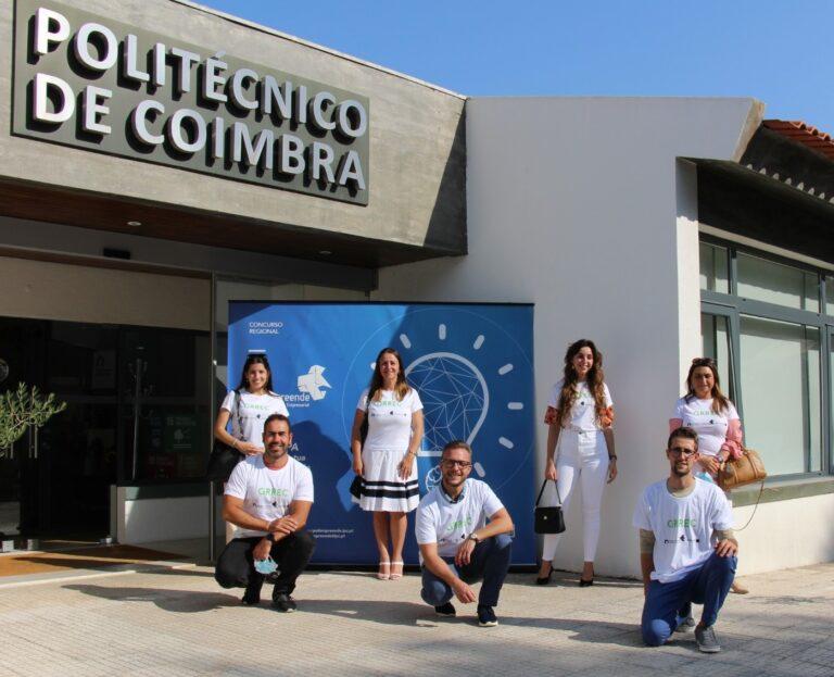 Rádio Regional do Centro: App que promove entreajuda entre comunidade académica vence Poliempreende no IPC