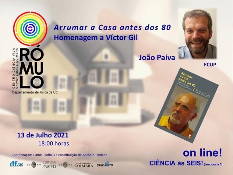 Rádio Regional do Centro: CIÊNCIA ÀS SEIS! volta ao Centro Ciência Viva da Universidade de Coimbra
