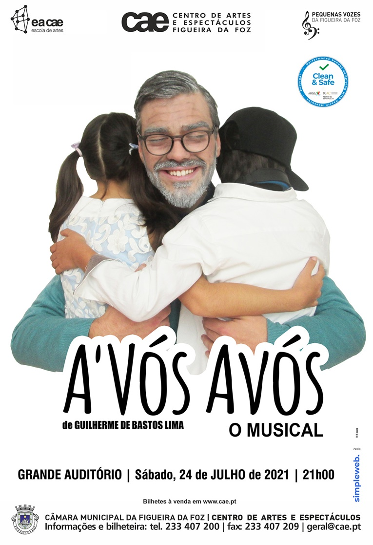 """Rádio Regional do Centro: Figueira da Foz: Centro de Artes e Espectáculos apresenta a peça """"A'Vós Avós"""""""