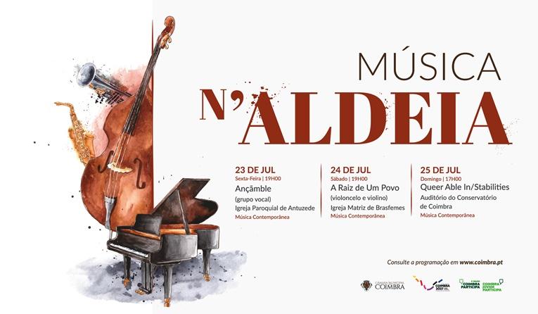 """Rádio Regional do Centro: """"Música n'Aldeia"""" termina este fim-de-semana com  balanço positivo"""